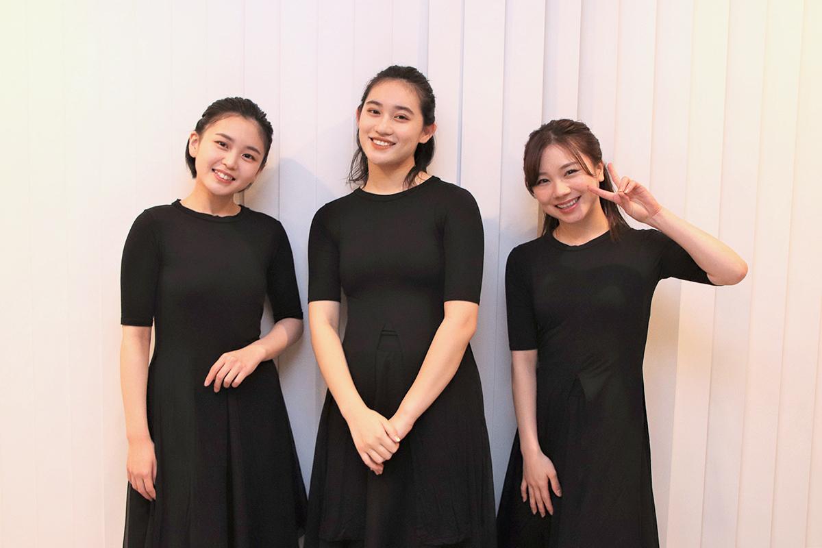 石田亜佑美×佐々木莉佳子×平井美葉インタビュー