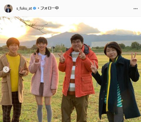 鈴木福公式Instagram(s_fuku_at)より