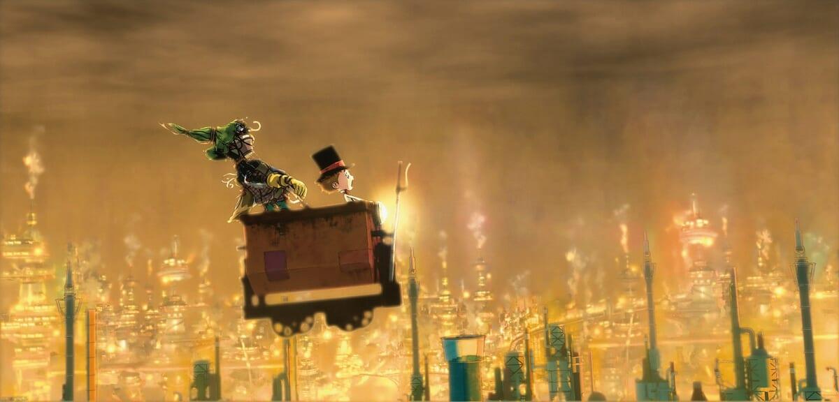 『映画 えんとつ町のプペル』