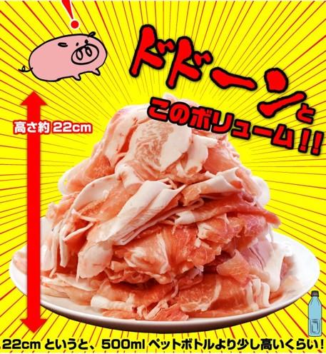 『豚こま100レシピ』発売記念キャンペーン