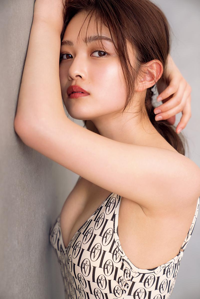 井上咲楽©光文社/週刊『FLASH』写真◎中村和孝