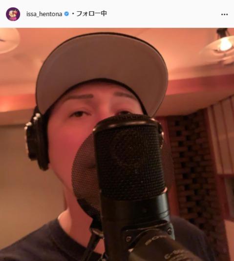 DA PUMP・ISSA公式Instagram(issa_hentona)より