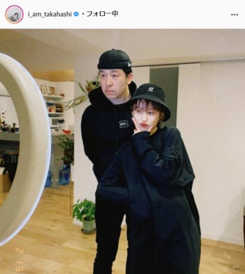 高橋愛公式Instagram(i_am_takahashi)より