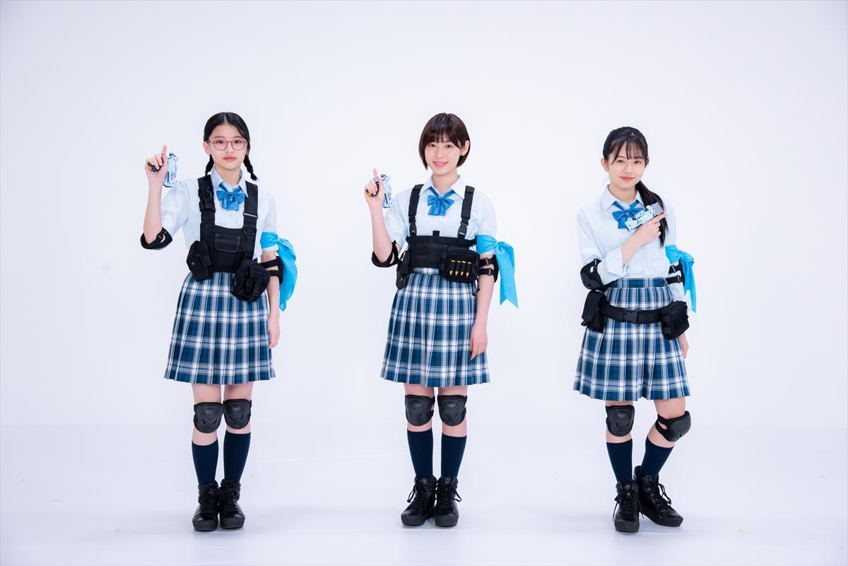 ガールガンレディ』制作発表会見   TV LIFE web