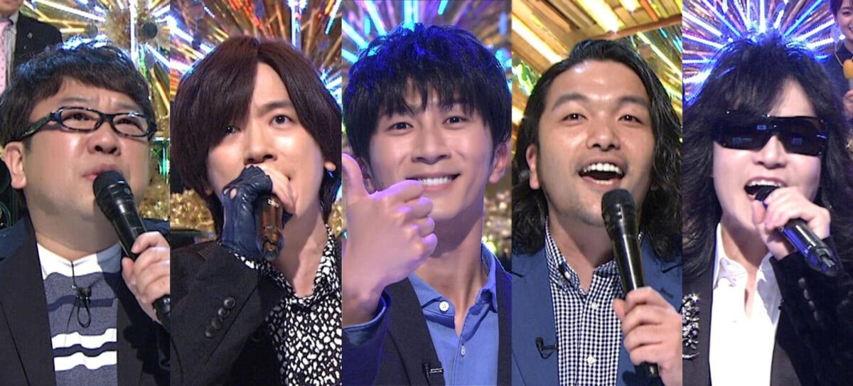 『スカッとカラオケ!誰もが歌える日本の名曲SP』
