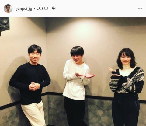 ジャルジャル・後藤淳平公式Instagram(junpei_jg)より