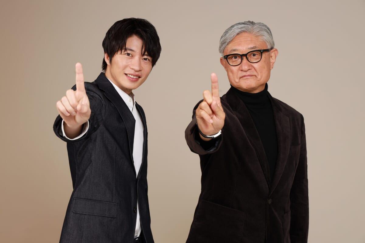 "<span class=""title"">田中圭が主演として堤幸彦監督と初タッグ「楽しみ半分、怖いです(笑)」『死神さん』Huluで今秋配信</span>"