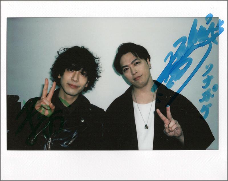 黒羽麻璃央&ko-dai