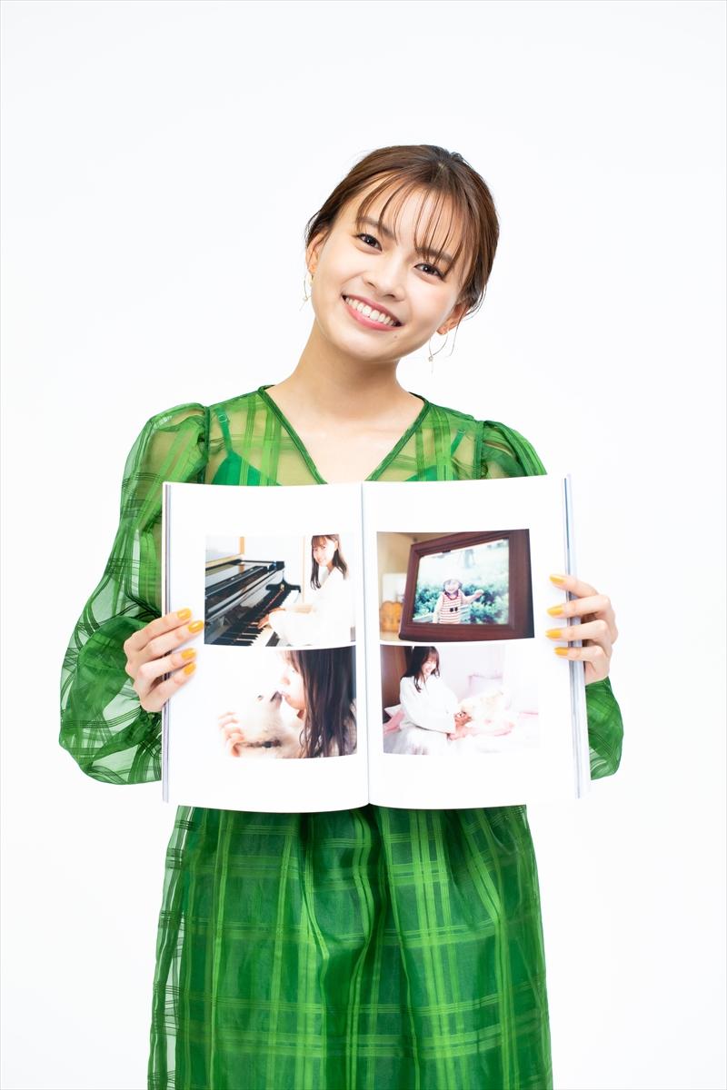 """<span class=""""title"""">新條由芽、1st写真集は「120点です!」ランジェリーカットにも初挑戦</span>"""