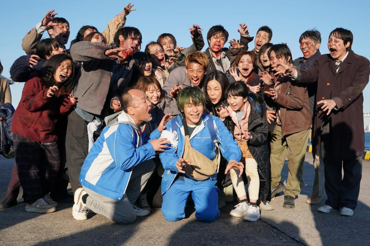 """<span class=""""title"""">『きみセカ』ミンジュン役キム・ジェヒョンが笑顔で撮了「家族みたいに接してくれてうれしかった」</span>"""