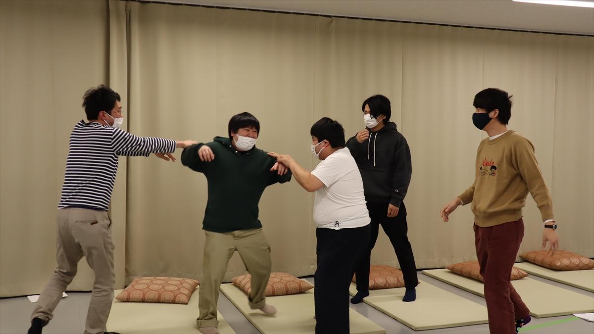 """<span class=""""title"""">マヂラブ、空気階段、ニッポンの社長、シソンヌがユニットコントに挑戦『コントミチ「笑う心臓」』</span>"""