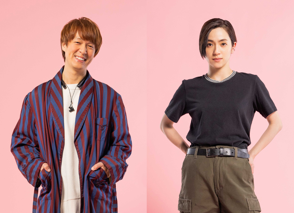 "<span class=""title"">丸山隆平&中村アンが『着飾る恋には理由があって』出演決定 川口春奈&横浜流星とルームシェア</span>"