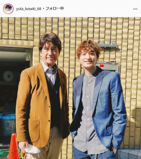 小関裕太公式Instagram(yuta_koseki_68)より