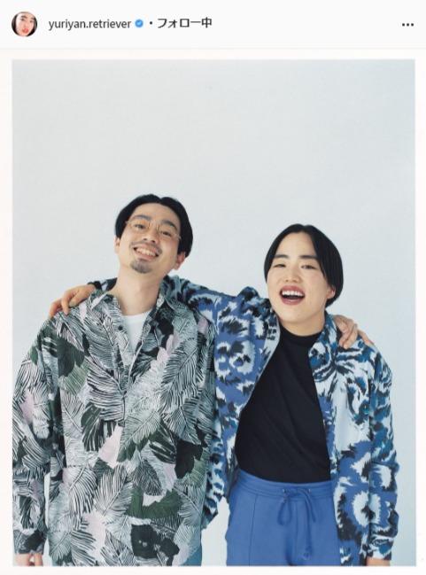 ゆりやんレトリィバァ公式Instagram(yuriyan.retriever)より