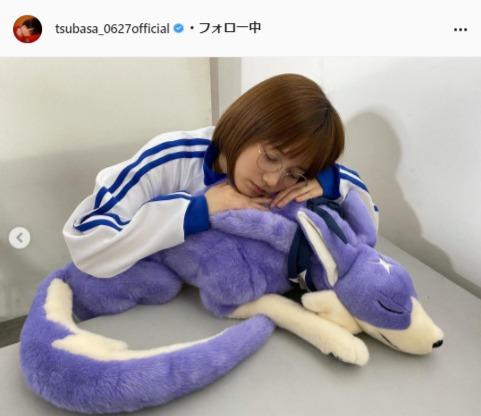 本田翼公式Instagram(tsubasa_0627official)より