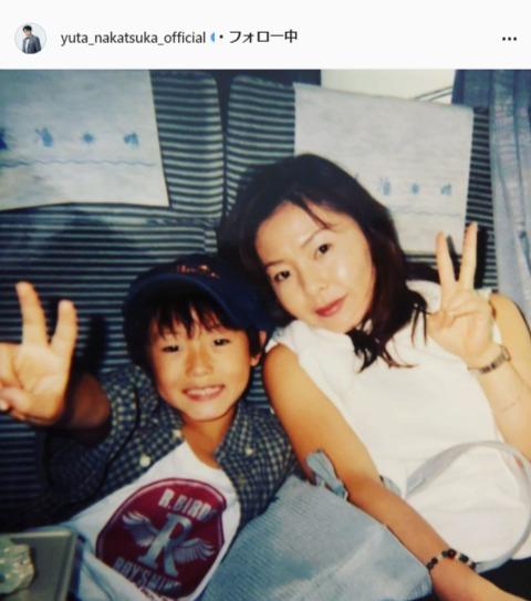 GENERATIONS・中務裕太公式Instagram(yuta_nakatsuka_official)より