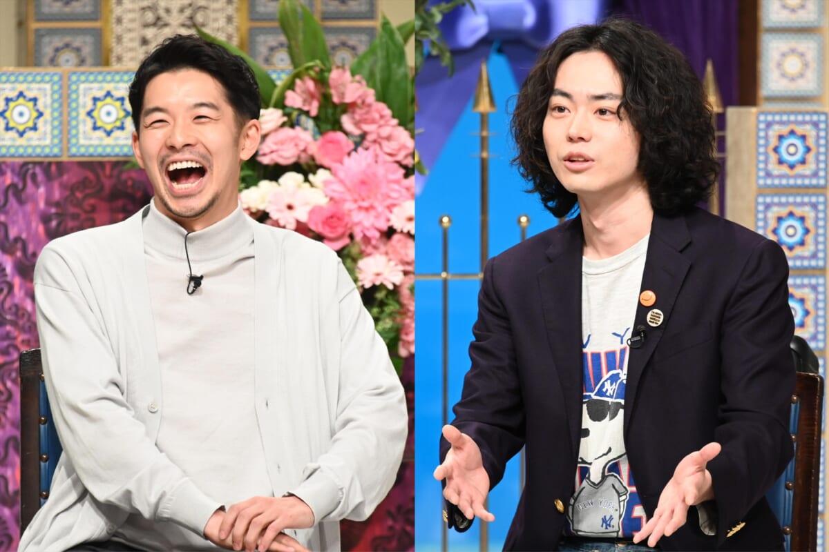 """<span class=""""title"""">菅田将暉「若手俳優界ではさんまさんはトラウマ」『さんま御殿』初登場時は「怖すぎて眠れなかった」</span>"""