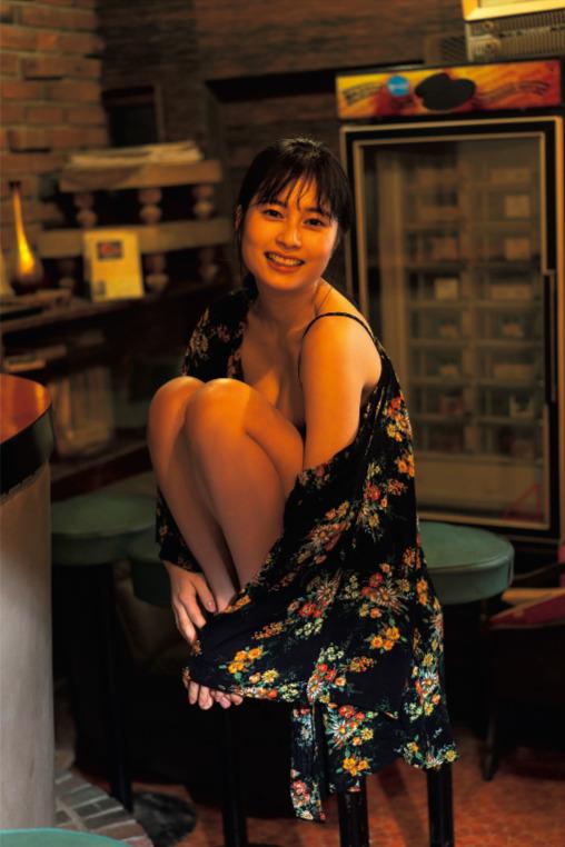 大久保桜子©光文社/週刊『FLASH』写真◎栗山秀作