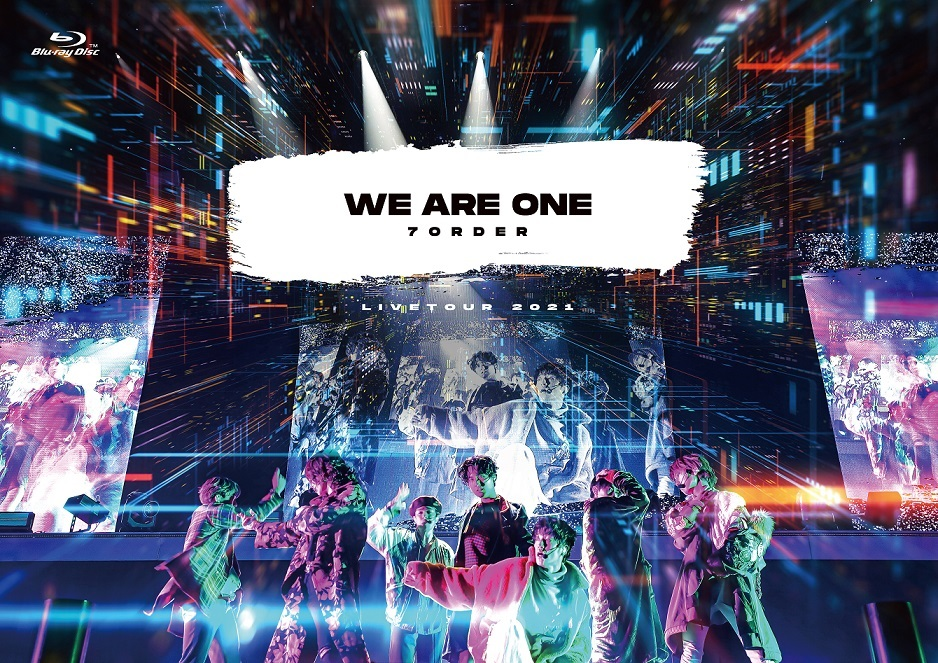 7ORDER『WE ARE ONE』