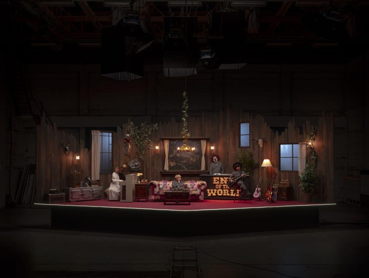 SEKAI NO OWARI「THE SECRET HOUSE」