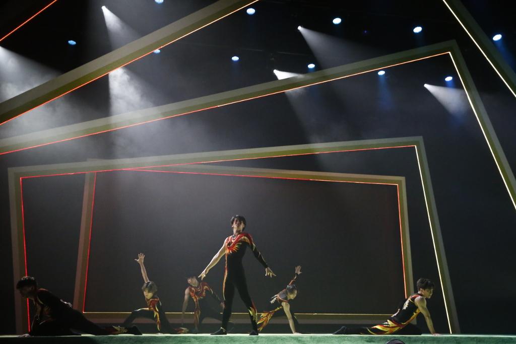 舞台「タンブリング」