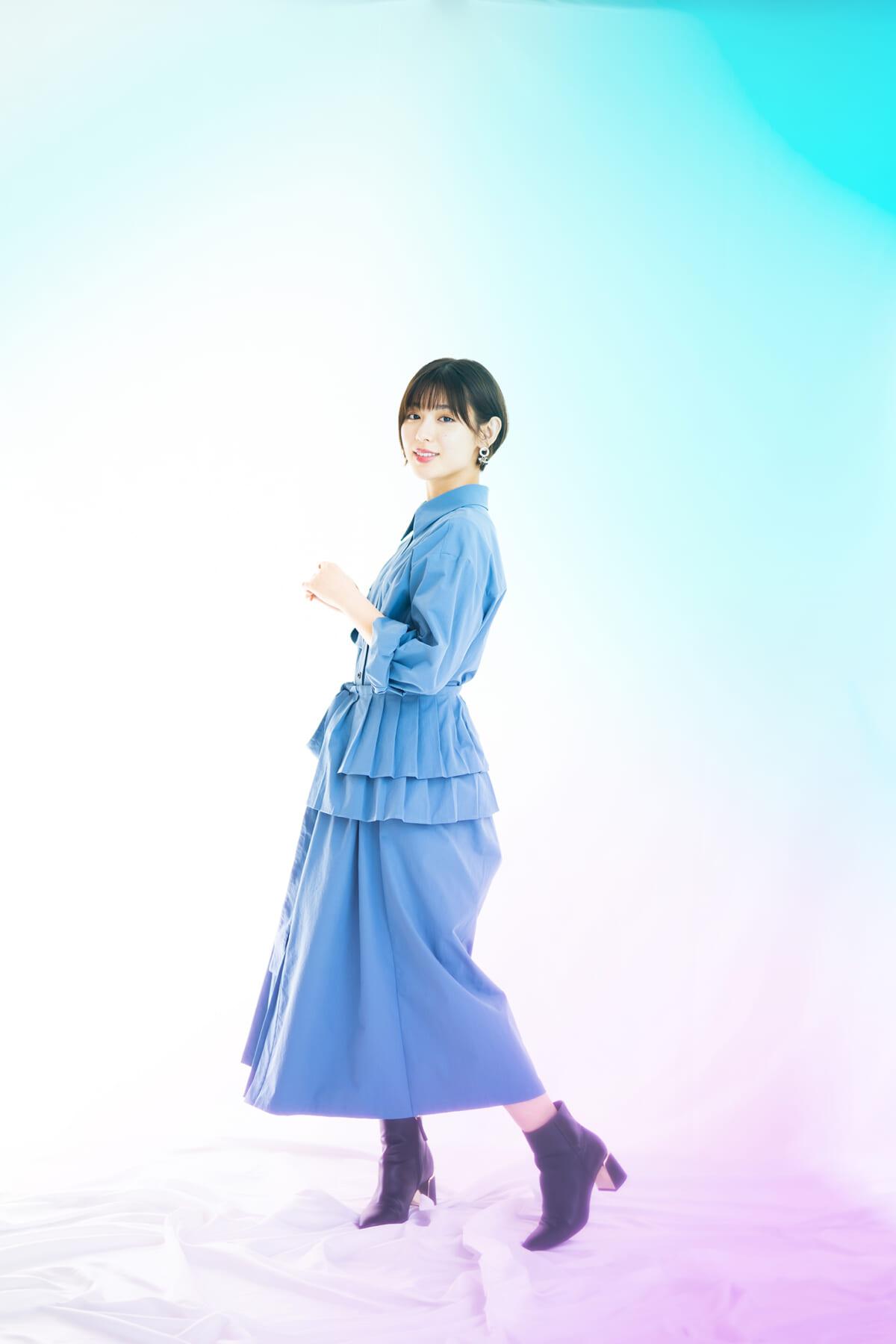 【#今旬コレクション】白石聖