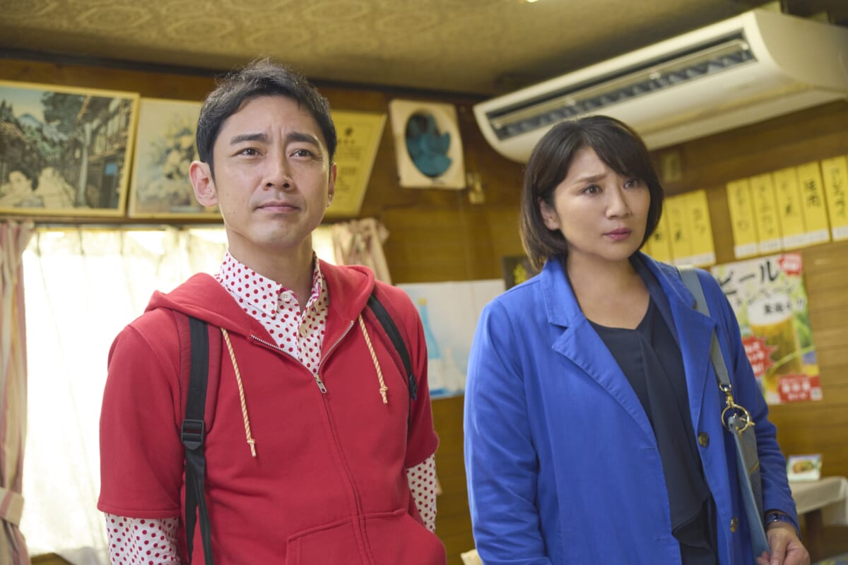 小泉孝太郎&松下由樹がクランクアップ「皆さん、たいへん良くできました!」『警視庁ゼロ係5』