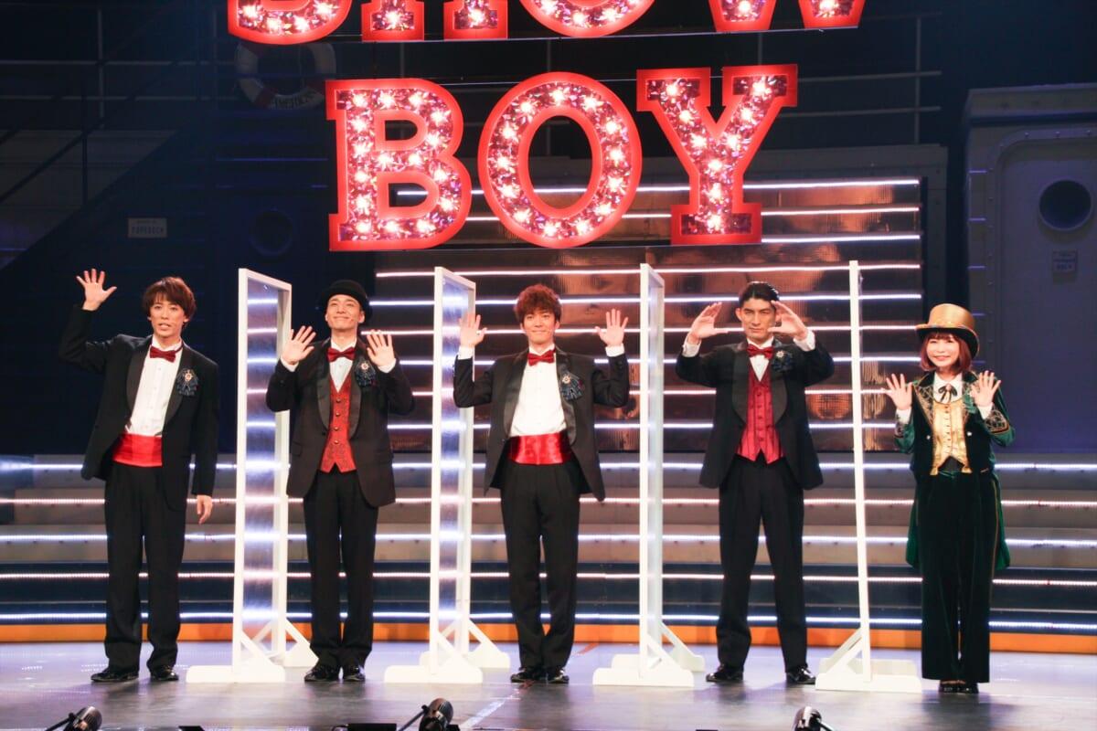 舞台「SHOW BOY」