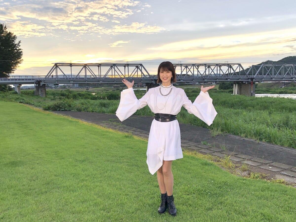 『2021FNS歌謡祭 夏』に出演する森高千里