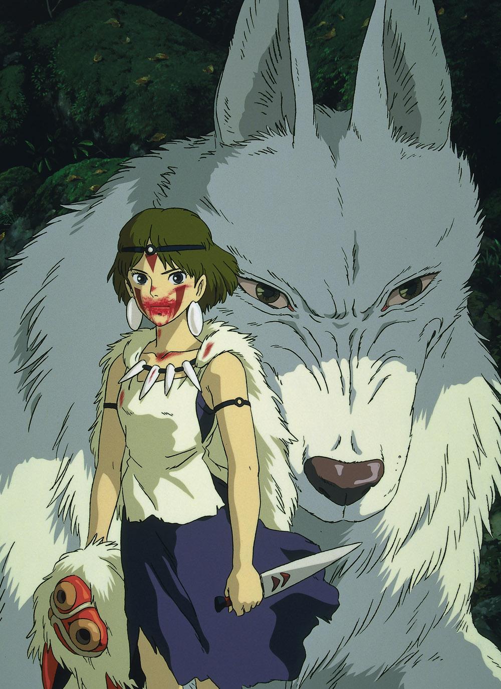 『もののけ姫』 ©1997Studio Ghibli・ND