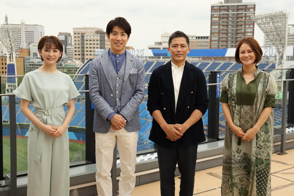 『東京五輪5日前「ラストサプライズはこちらです!」~日本代表に(秘)エールSP~』