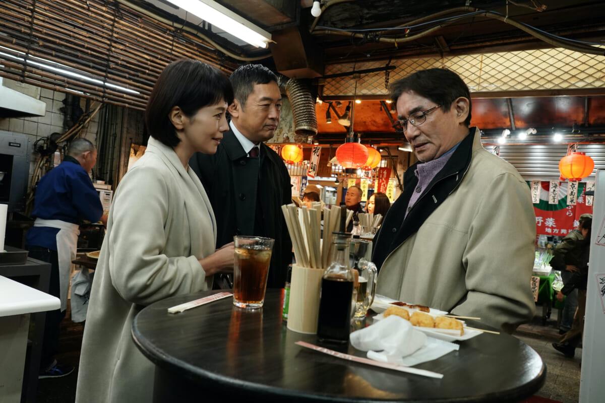 『科捜研の女』榊マリコを陰で支える元刑事部長・佐久間誠のお薦めエピソードは「マリコが冤罪を生んだ!?」事件