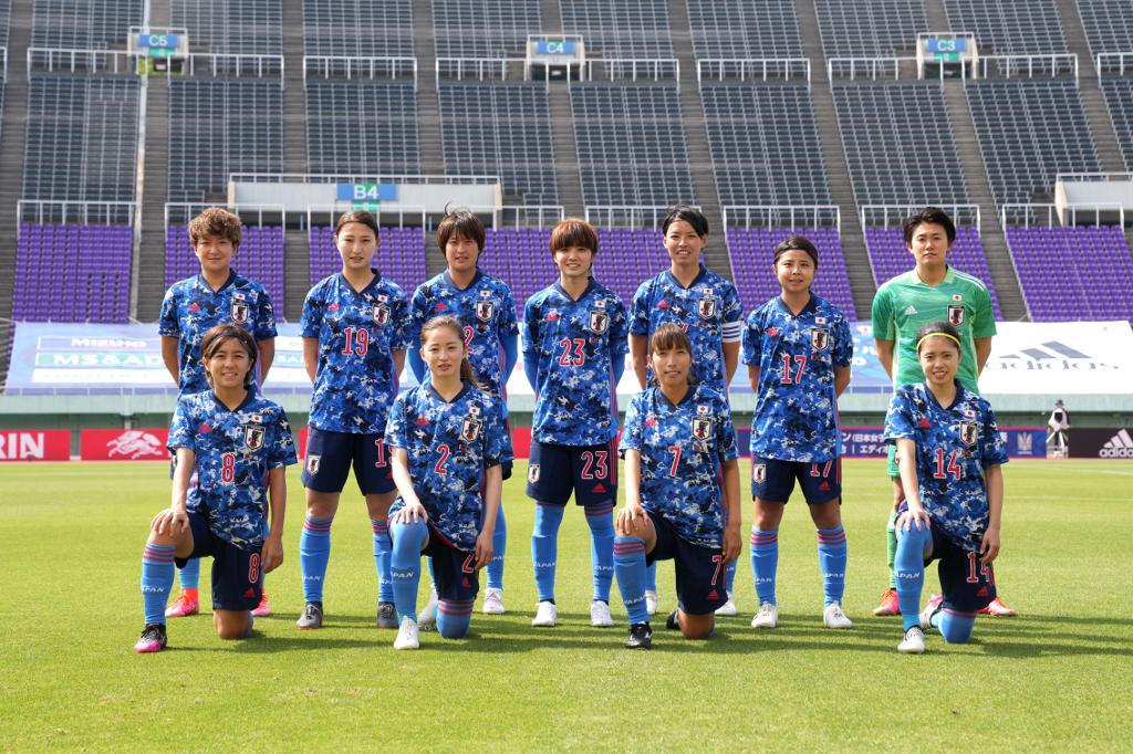 サッカー女子日本代表