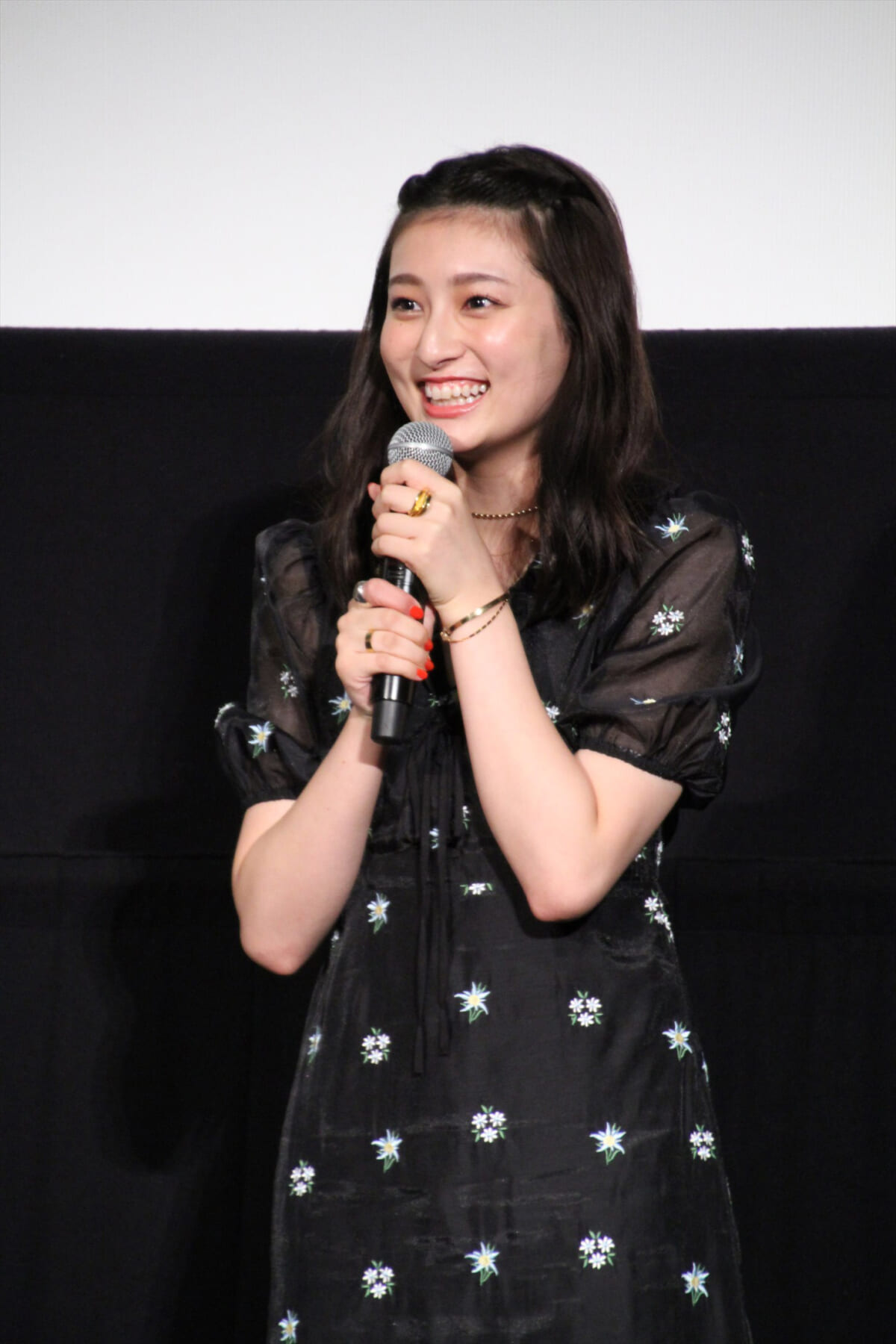 映画「ハニーレモンソーダ」大ヒット御礼舞台挨拶