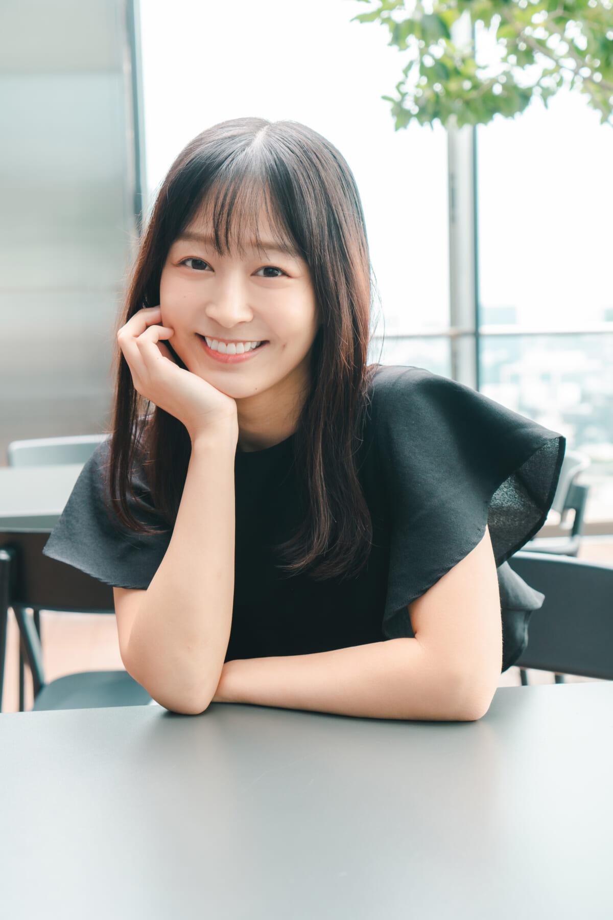 太田奈緒インタビュー