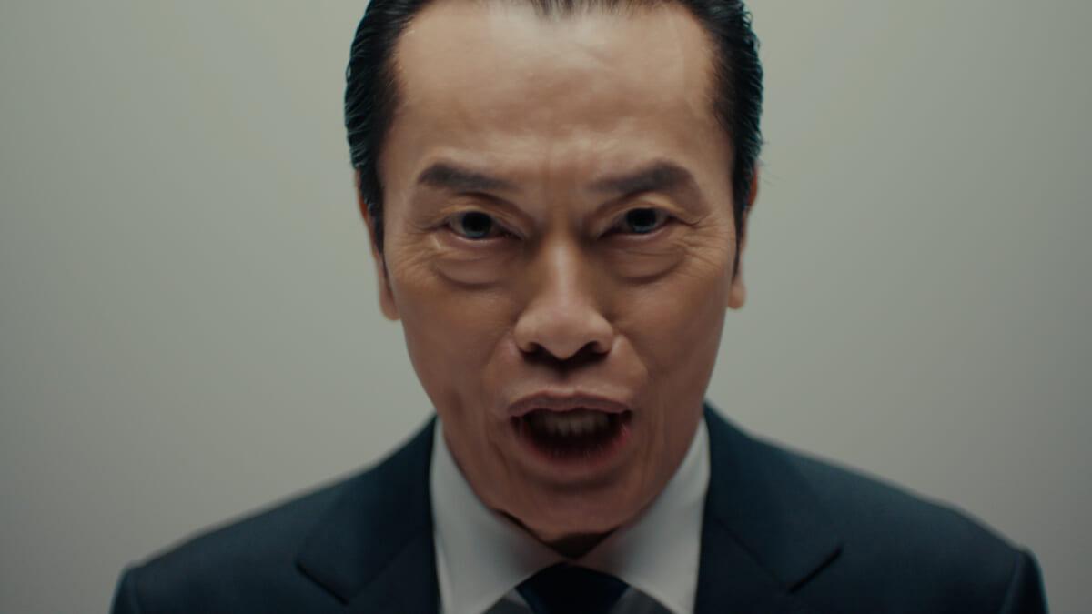 遠藤憲一がスカパー!新CMに出演