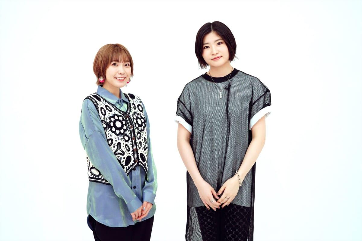 モーニング娘。'21・加賀楓×斉藤朱夏インタビュー