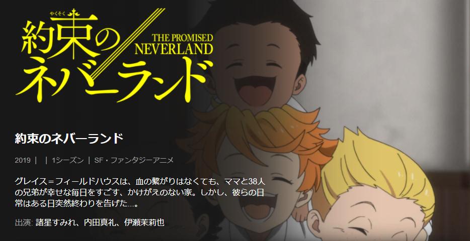 Netflix アニメおすすめ④