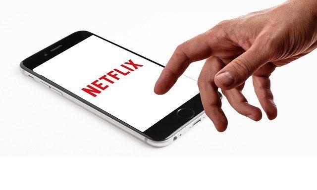 Netflix契約手順2