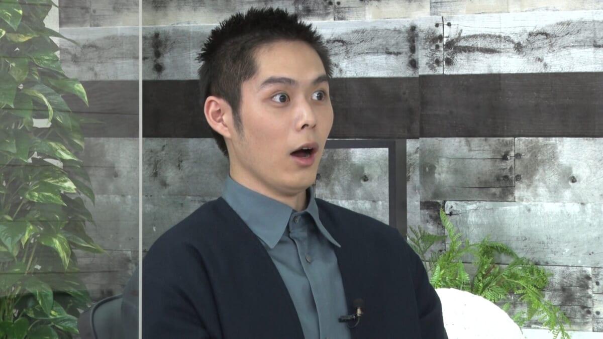 """<span class=""""title"""">細田佳央太、まさかの恋愛禁止に「ショックすぎる」『突然ですが占ってもいいですか?』</span>"""