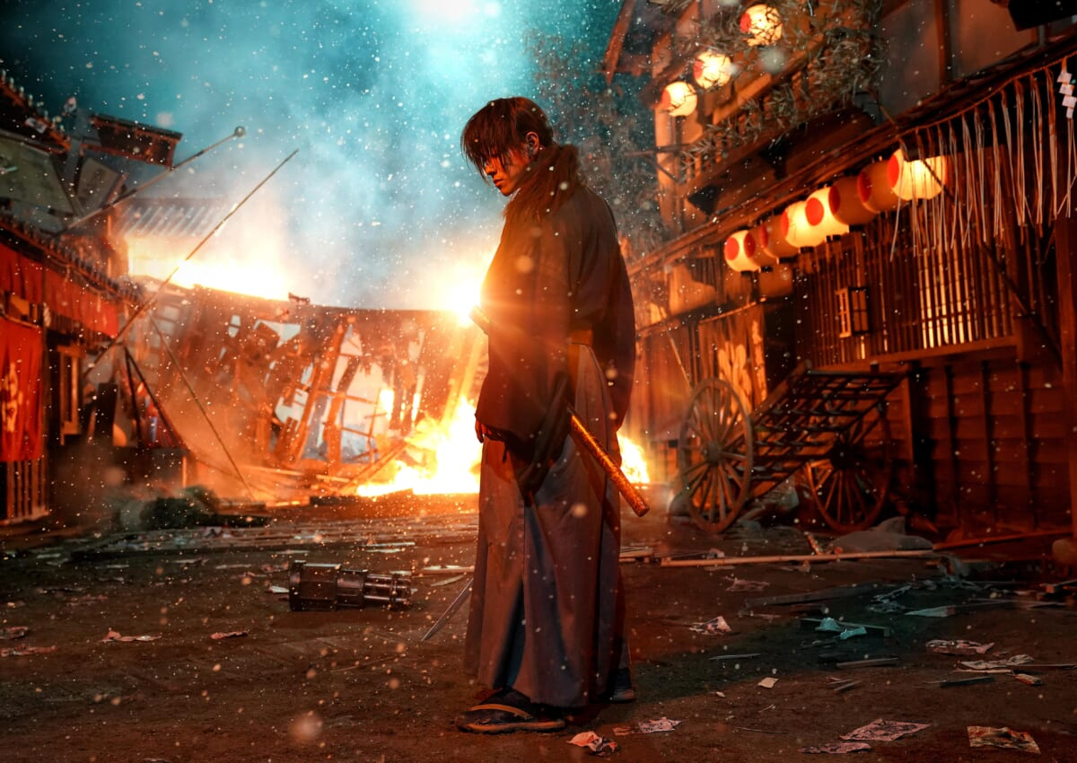"<span class=""title"">佐藤健主演「るろうに剣心 最終章 The Final」BD&DVD10・13発売決定</span>"