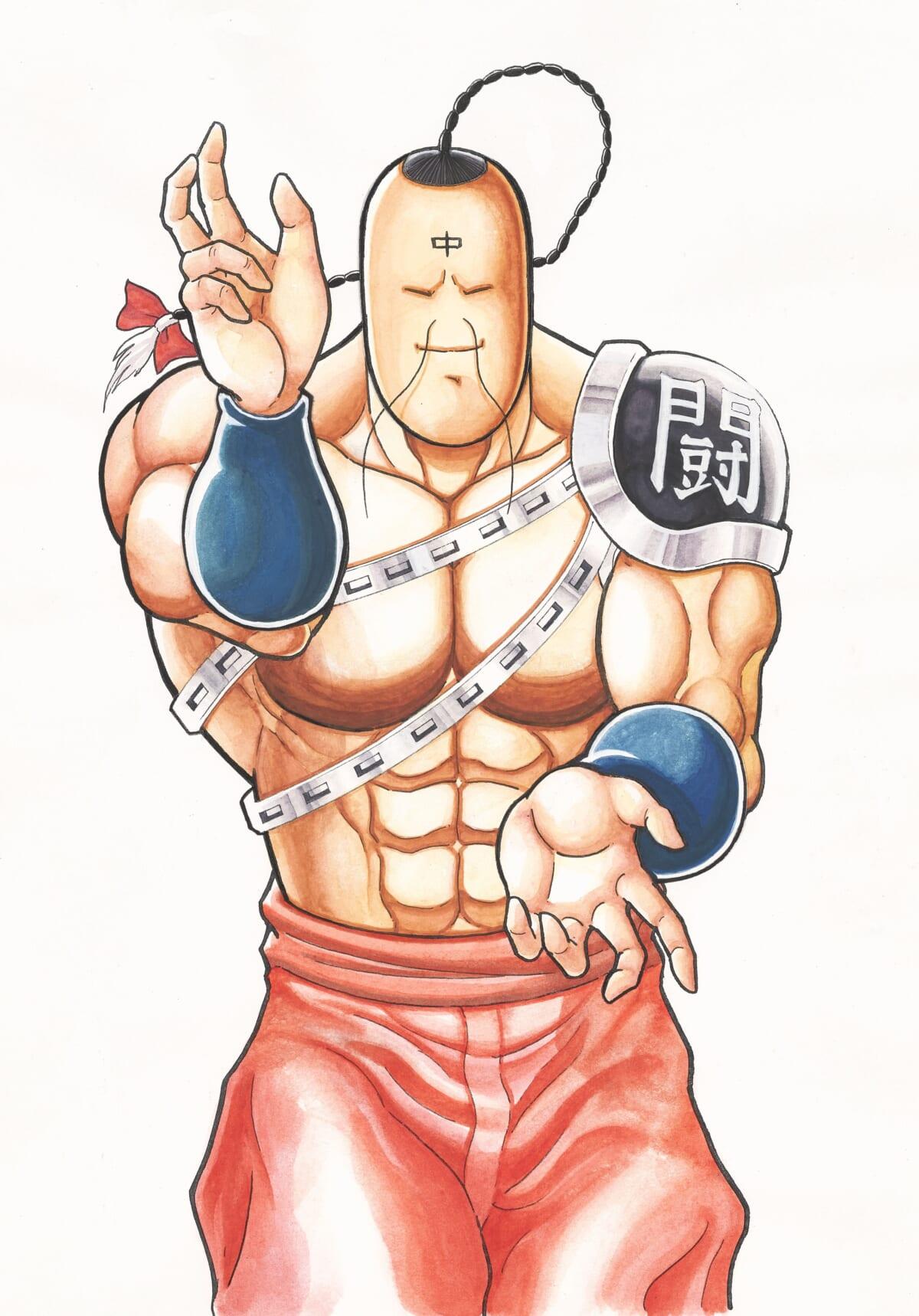 「闘将!!拉麺男」