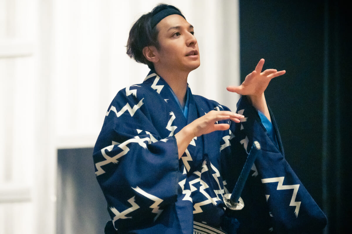 Netflixドキュメンタリー映画『生田斗真ドキュメンタリー 〜挑む〜(仮)』撮影 田中聖太郎