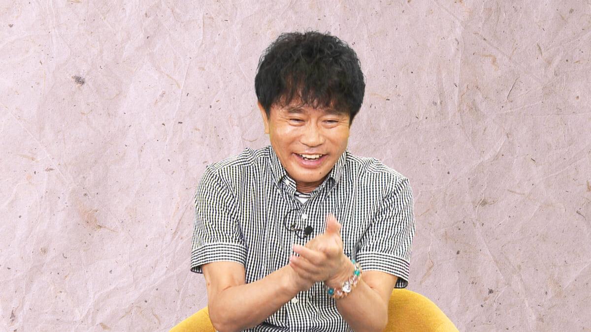 大阪からの中継に大笑いする浜田雅功