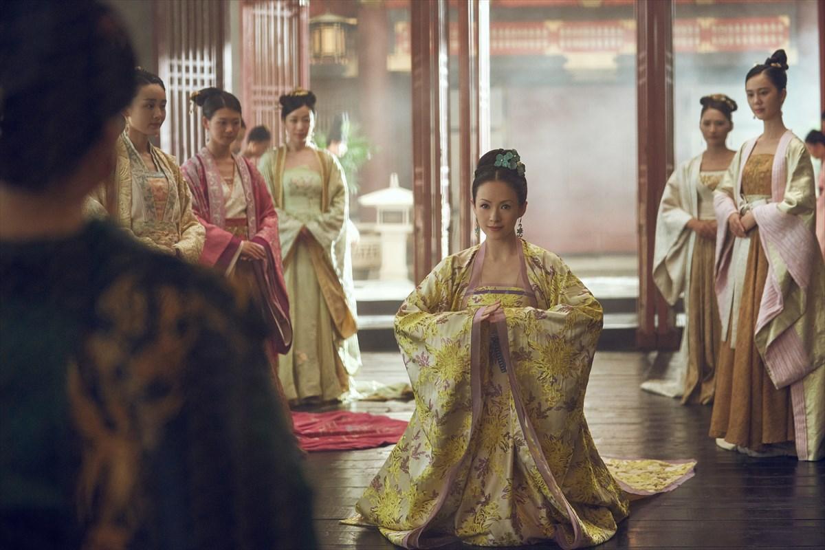 『上陽賦~運命の王妃~』©2021 China International Television Corporation