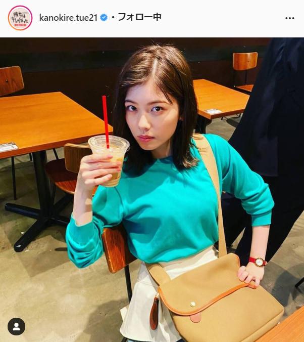 『彼女はキレイだった』公式Instagram(kanokire.tue21)より