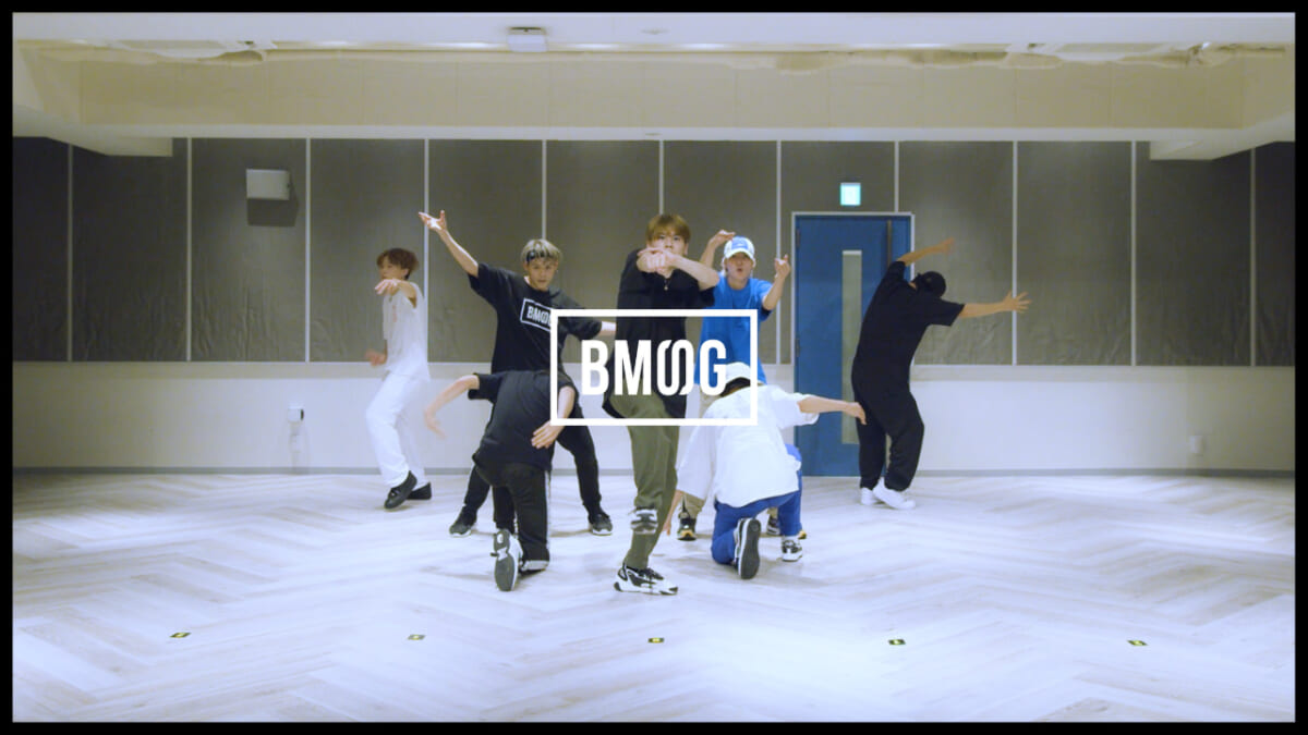 BE:FIRST / Shining One -Dance Practice-