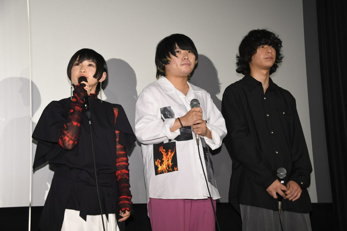 Hakubi©2021 映画『浜の朝日の嘘つきどもと』製作委員会