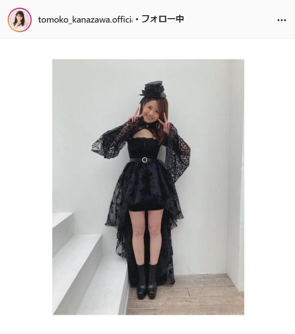Juice=Juice・金澤朋子公式Instagram(tomoko_kanazawa.official)より