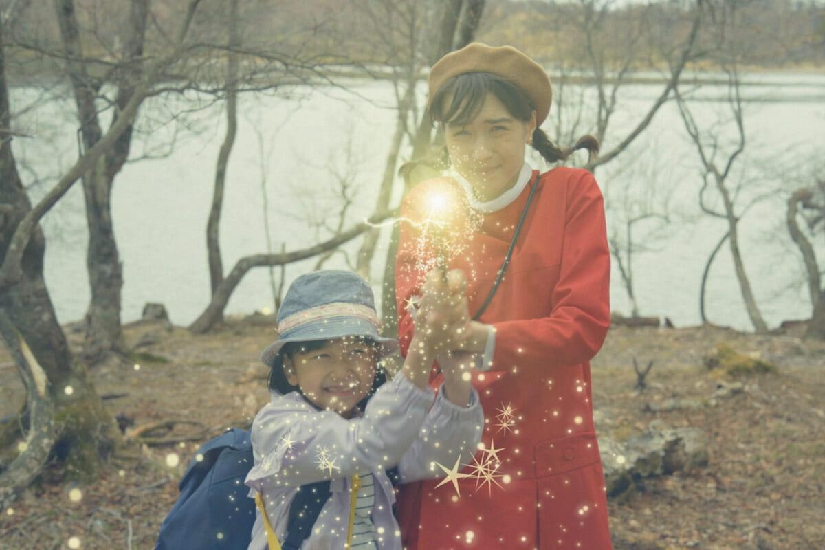 ふくだみゆき監督「魔女のニーナ」©2021 Sony Pictures Entertainment (Japan) Inc.